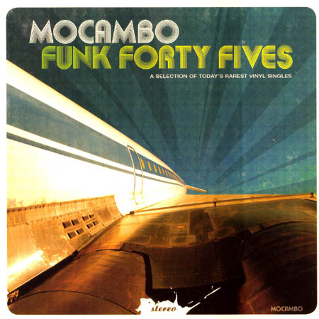CD - Various Artists Mocambo Funk Forty Fives