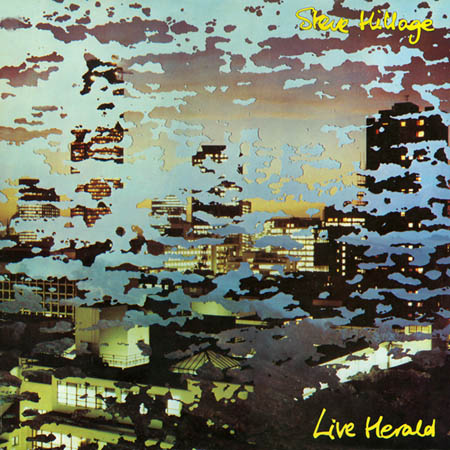 2LP - Hillage, Steve Live Herald 0