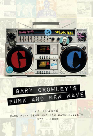 3CD - Various Artists Gary Crowley's Punk And New Wave
