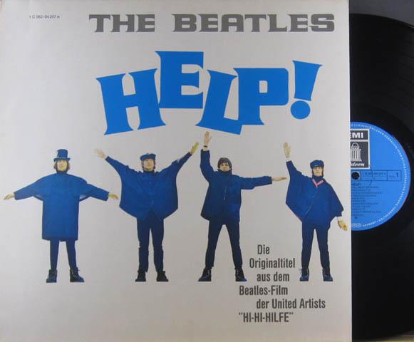 LP - Beatles Help !