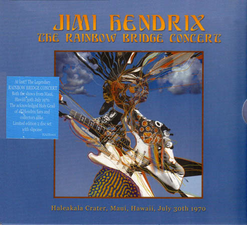 2CD - Hendrix, Jimi The Rainbow Bridge Concert