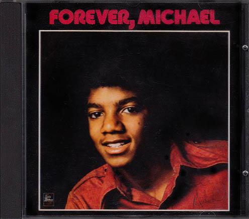 CD - Jackson, Michael Forever, Michael