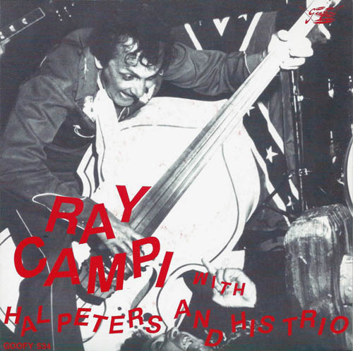 7inch - Campi, Ray with Hal Peters And His Trio Chicken