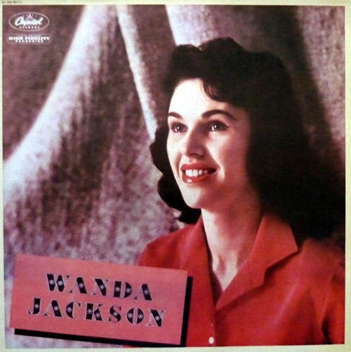 LP - Jackson, Wanda Wanda Jackson