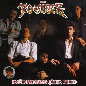 LP - Pogues, The Red Roses For Me