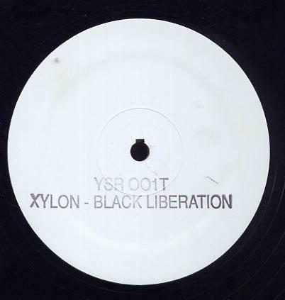 12inch - Lidj Xylon Black Liberation