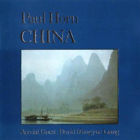 CD - Horn, Paul China
