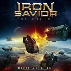 2LP - Iron Savior Reforged - Riding On Fire