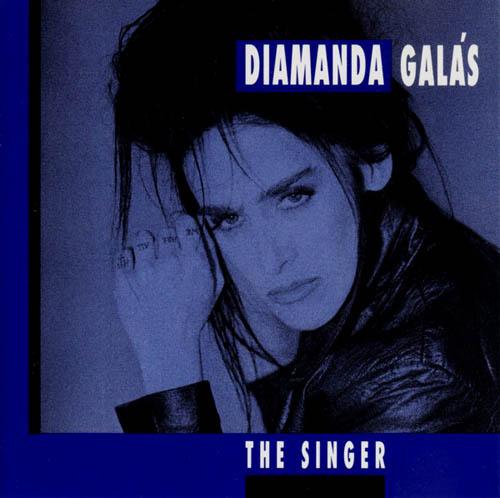 CD - Galas, Diamanda The Singer