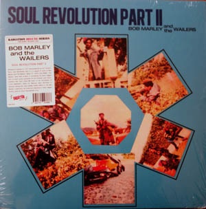 LP - Marley, Bob & The Wailers Soul Revolution Part 2