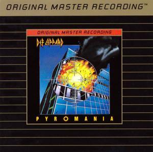CD - Def Leppard Pyromania