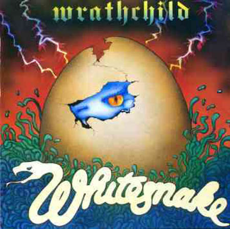 CD - Whitesnake Wrathchild