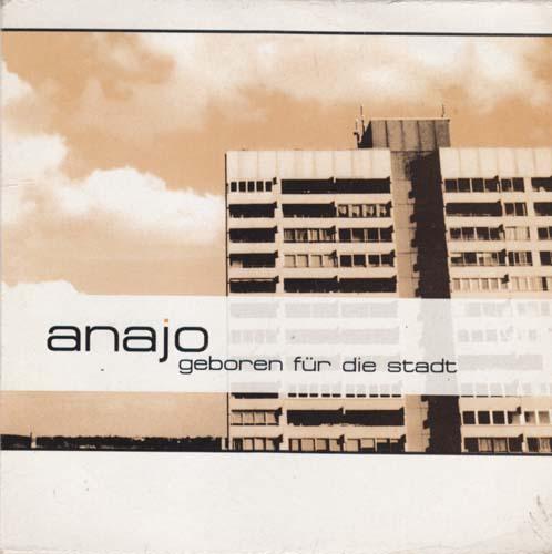 CD - Anajo Geboren f