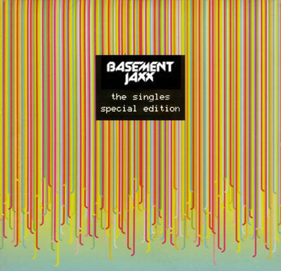 CD - Basement Jaxx The Singles - Special Edition