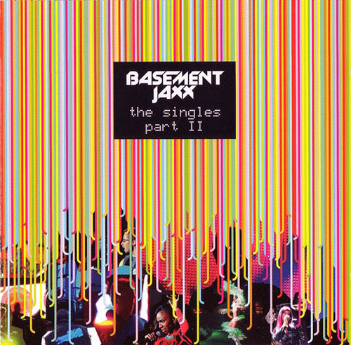 CD - Basement Jaxx The Singles