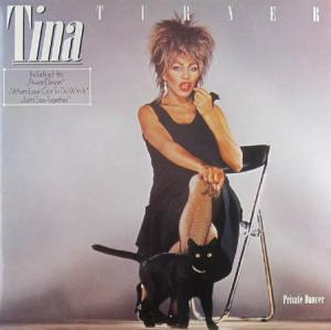 LP - Turner, Tina Private Dancer