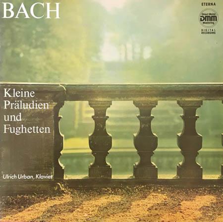 LP - Bach, Johann Sebastian Kleine Pr