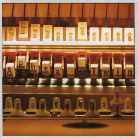 CD - Aphex Twin Drukqs - Sampler