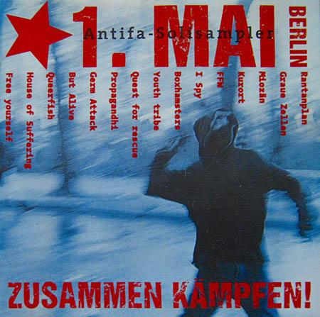 CD - Various Artists 10 Jahre Revolution