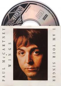 CD - McCartney, Paul And Wings I Am Your Singer
