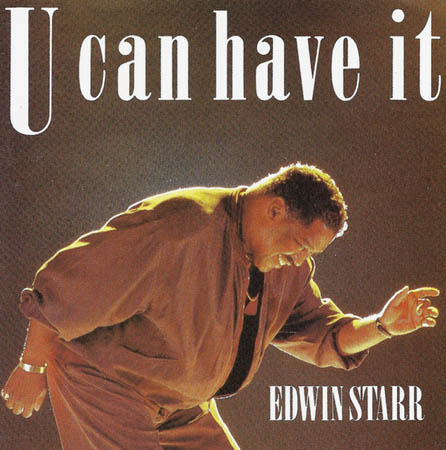 CD - Starr, Edwin U Can Have It