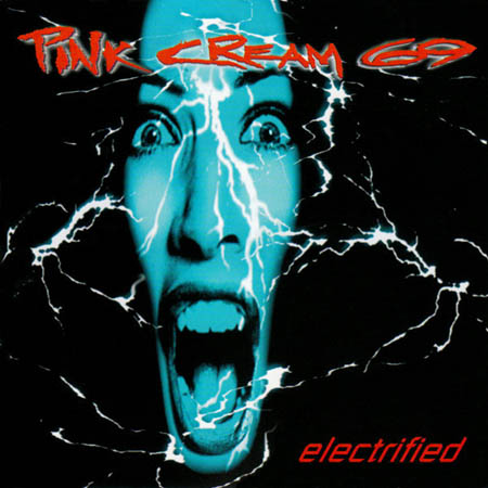 CD - Pink Cream 69 Electrified