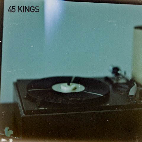 5x7inch - Various Artists 45 Kings - Box set