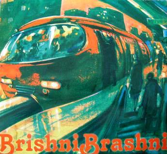 LP - Brishni Brashni Die Retro Metro