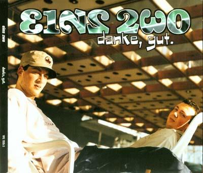CD:Single - Eins, Zwo Danke, Gut / Wort Drauf