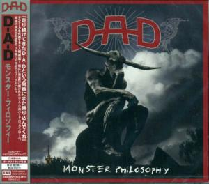 CD - D.A.D. Monster Philosophy