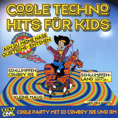 CD - Various Artists Coole Techno Hits F