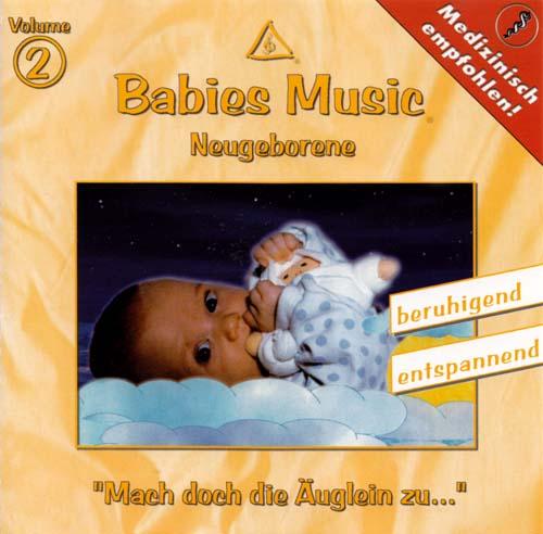CD - Babies Music Babies Music Volume 2 - Neugeborene