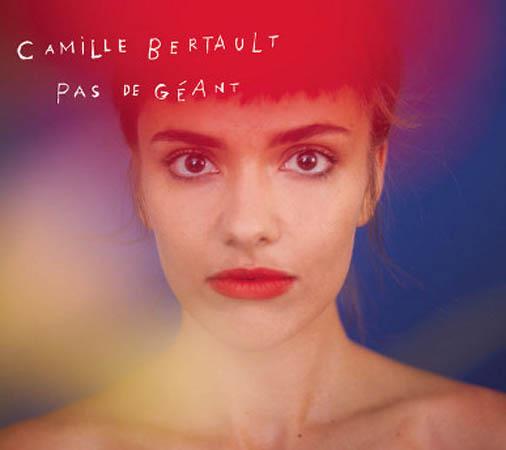 CD - Bertault, Camille Pas De Geant