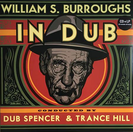 LP - Burroughs, William S. William S. Burroughs In Dub
