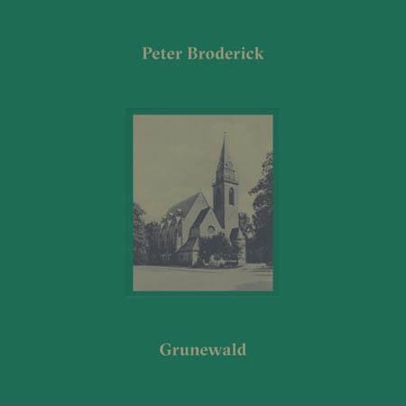 CD - Broderick, Peter Grunewald