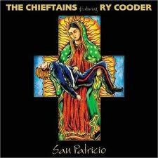 CD - Chieftains Featuring Ry Cooder San Patricio