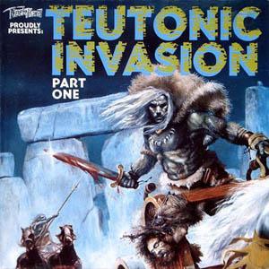 LP - Various Artists Teutonic Invasion Part One
