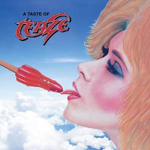 LP - Teaze A Taste Of Teaze