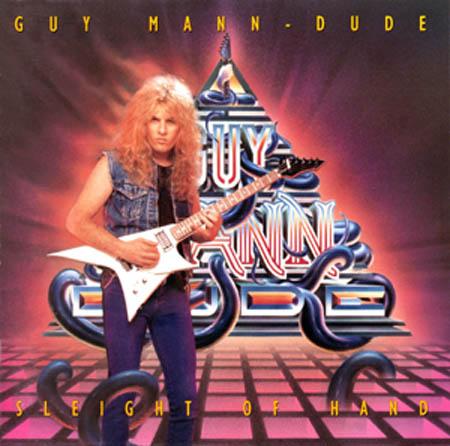 LP - Mann-Dude, Guy Sleight Of Hand