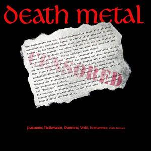 LP - Various Artists Death Metal