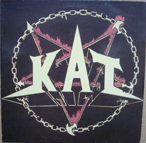 LP - Kat Metal And Hell
