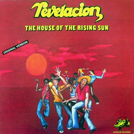 LP - Revelacion The House Of The Rising Sun