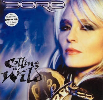 2LP - Doro Calling The Wild - 2x Picture Disc Edition