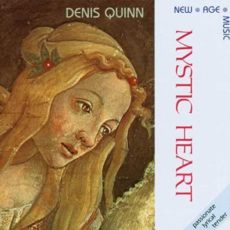 CD - Quinn, Denis Mystic Heart