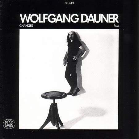 CD - Dauner, Wolfgang Changes