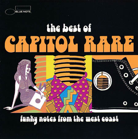CD - Various Artists Best of Capitol Rare