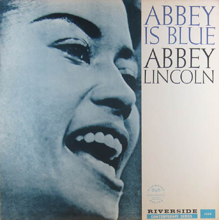 LP - Lincoln, Abbey Abbey Is Blue