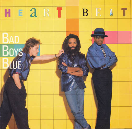 LP - Bad Boys Blue Heart Beat