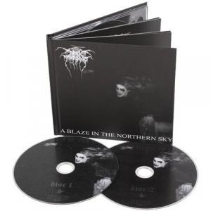 2CD - Darkthrone A Blaze In The Northern Sky