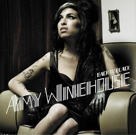 CD:Single - Winehouse, Amy Back To Black